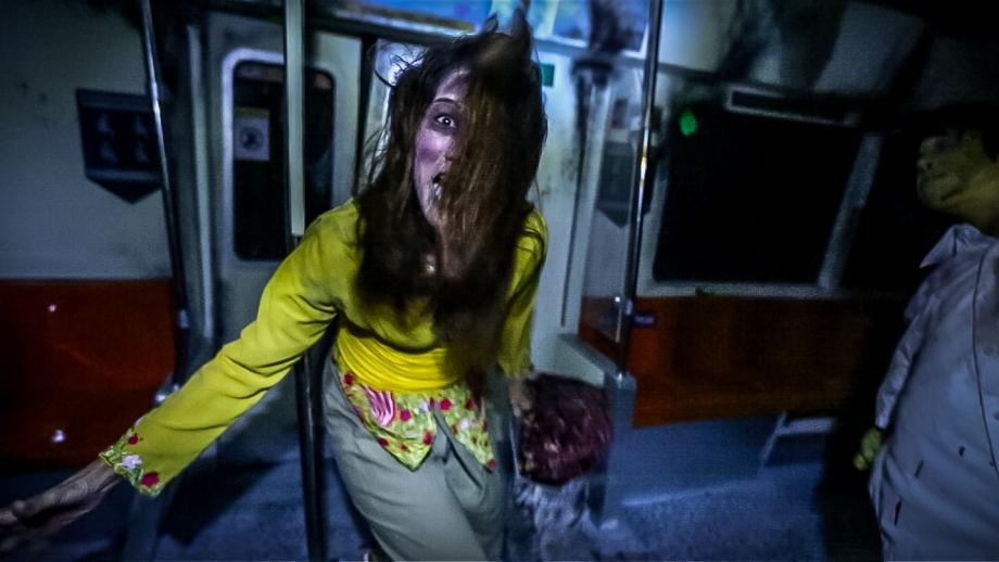 Haunted MRT Halloween Horror Nights 5 - AspirantSG