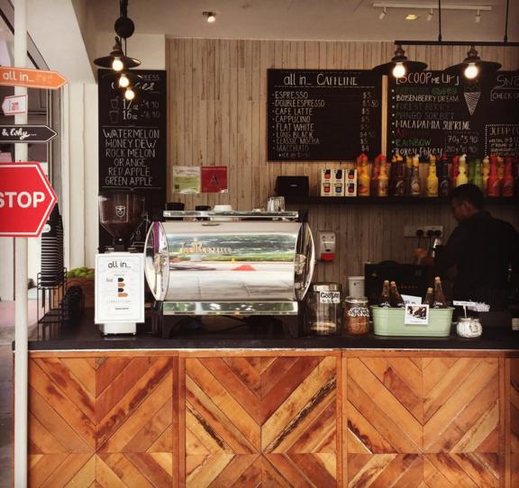 All In At Bali Lane Cafe - AspirantSG