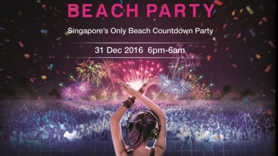 Siloso Beach Party 2017 – 10 Years Of Countdown Celebrations