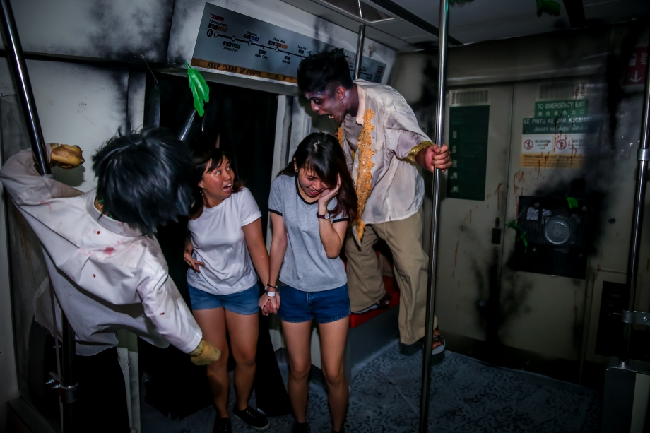 True Singapore Ghost Stories The MRT 4