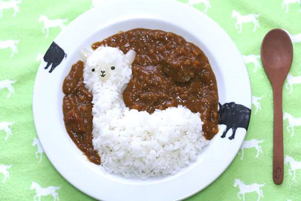 llama Curry - AspirantSG