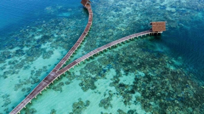 Bawah Private Island – Perfect Weekend Getaway From Singapore
