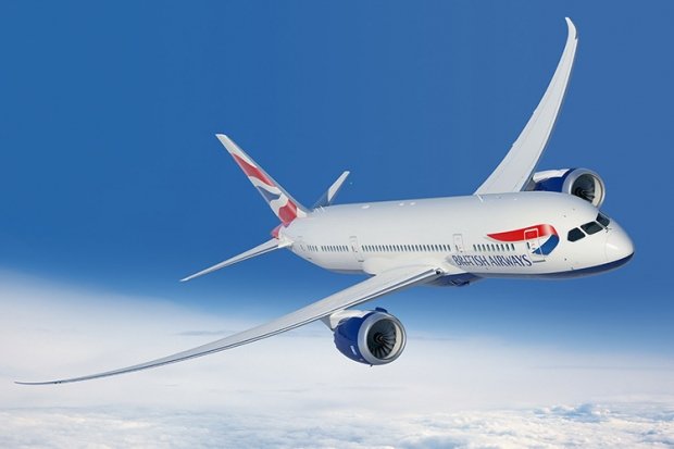 British Airways From Singapore To London - AspirantSG