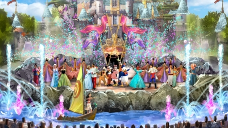 Hong Kong Disneyland Adds Marvel & Frozen Themed Attractions From 2018
