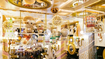 Harbour City Invites All To Celebrate Christmas Together, Hong Kong