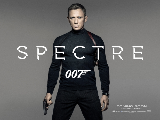 James Bond 007 Spectre Movie - AspirantSG