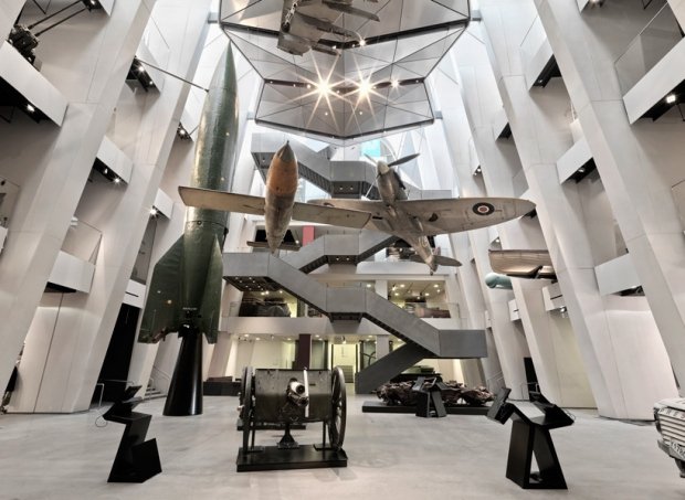 London's Imperial War Museum - AspirantSG