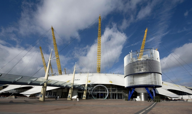 O2 Arena London - AspirantSG