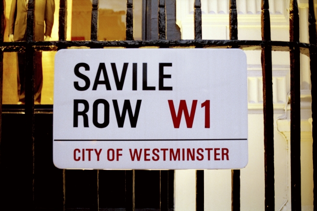 Savile Row London - AspirantSG