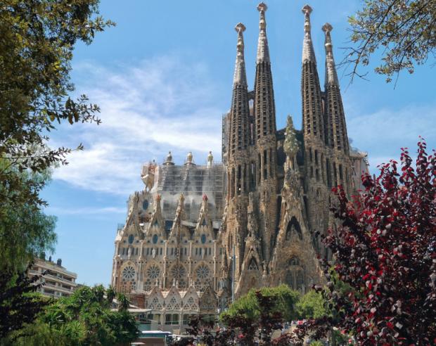 Sagrada Familia, Barcelona - AspirantSG