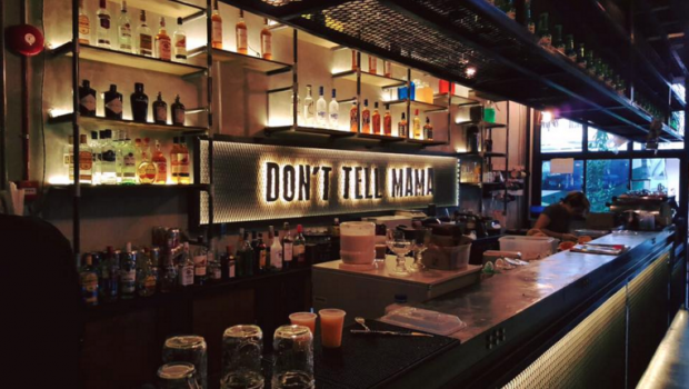 Don't Tell Mama Bar Singapore - AspirantSG