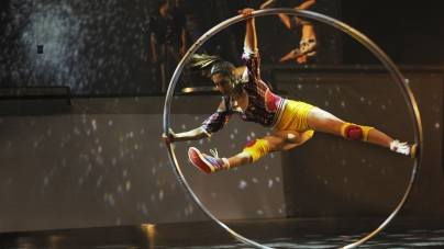 Cirque Eloize iD – Urban Dance Meets Contemporary Circus, MBS Singapore