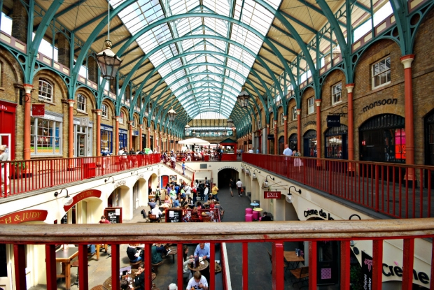 Covent Garden London England - AspirantSG