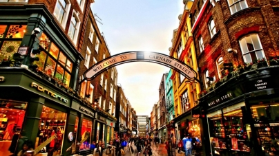 Jessie J's Favourite Stores, Malls & Markets In London, England