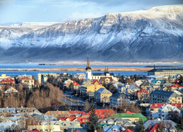 Reykjavik Iceland - AspirantSG