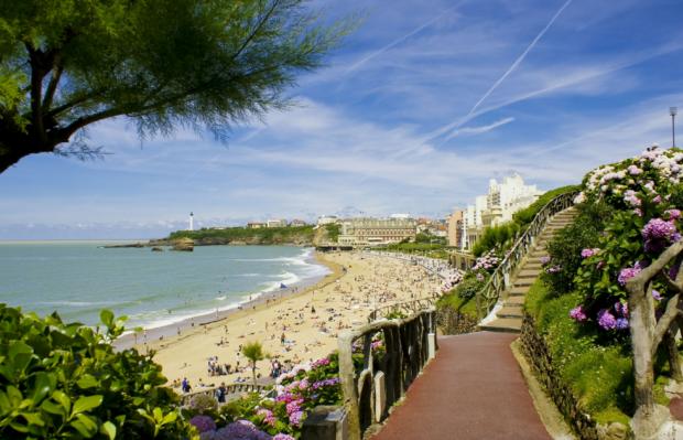 Biarritz, France - AspirantSG