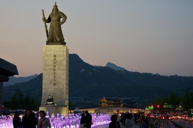 Seoul Marathon - AspirantSG