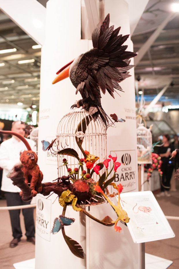 ARTCREATION@World Chocolate Master 2015 By Marijn Coertjens - AspirantSG