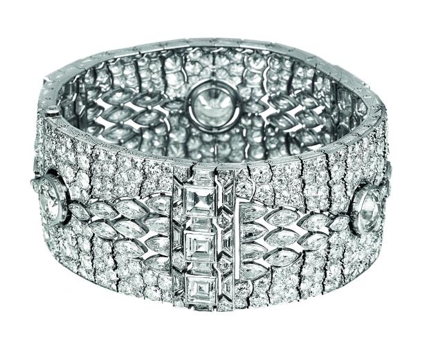 Art Deco bracelet, 1925 - Patrick Gries © Van Cleef & Arpels - AspirantSG