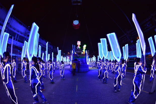 Chingay Lights Of Legacy, Brighter Singapore - AspirantSG