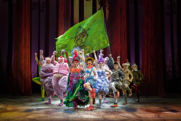 Freak Flag with Tony Johnson as Pinocchio In Shrek Singapore - AspirantSG
