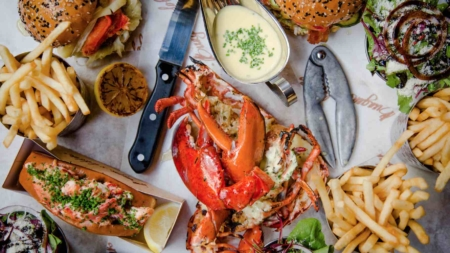 Burger & Lobster, Cafés Richard & Motorino Now At Resorts World Genting