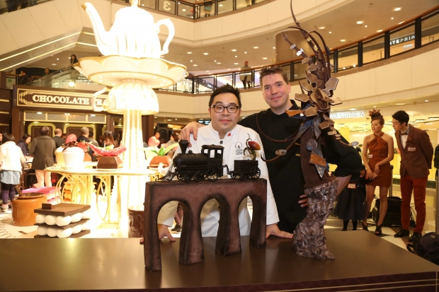 Harbour City Chocolate Masters Chefs Hong Kong - AspirantSG