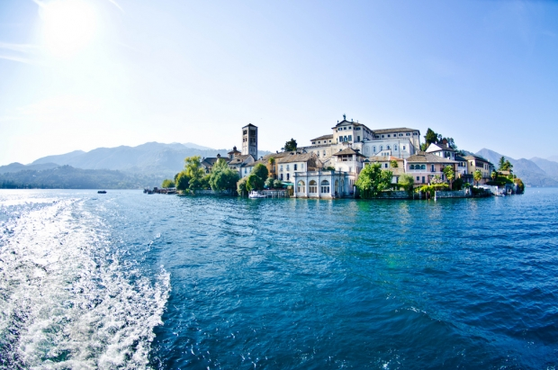 Lake Orta Italy - AspirantSG