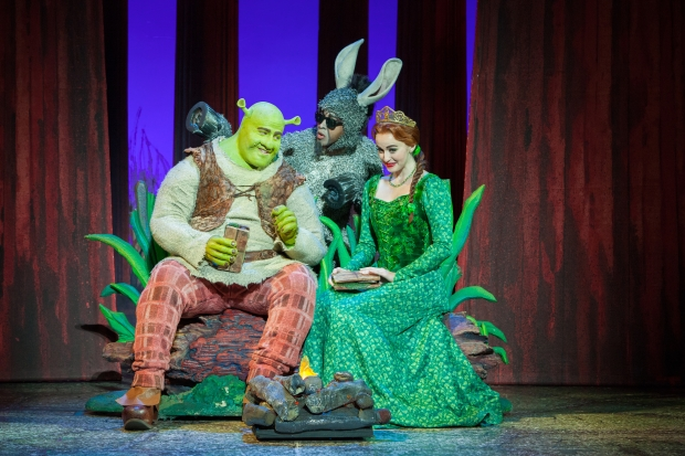 Shrek The Musical First Time Ever In Singapore - AspirantSG