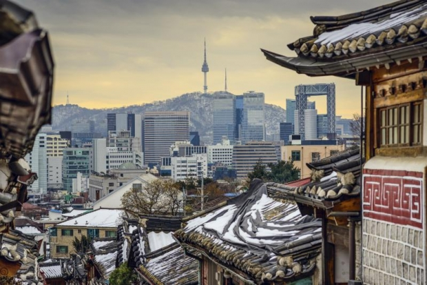 Seoul New Year - AspirantSG