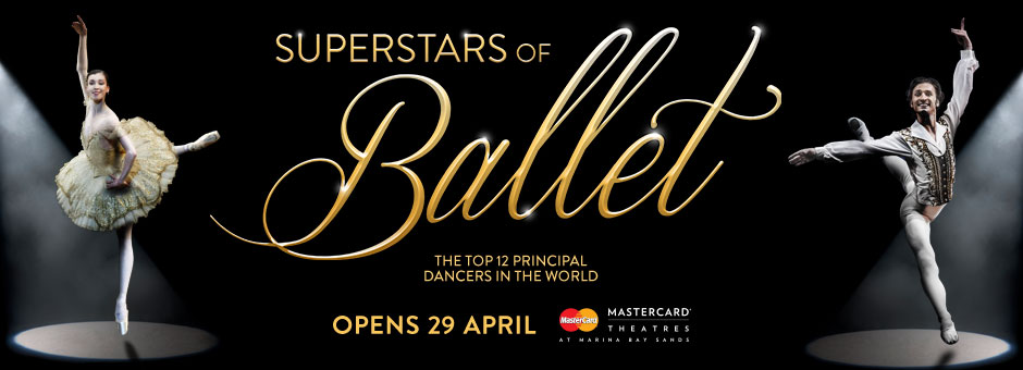 SuperStars Of Ballet Singapore