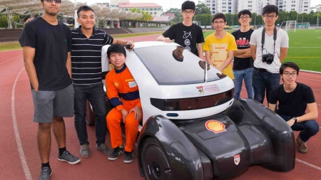 Sponsored Video: NTU Students Create 3D Printed Electric Car