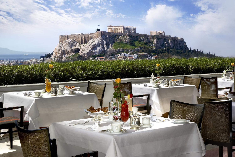 Grande Bretagne, Athens - AspirantSG