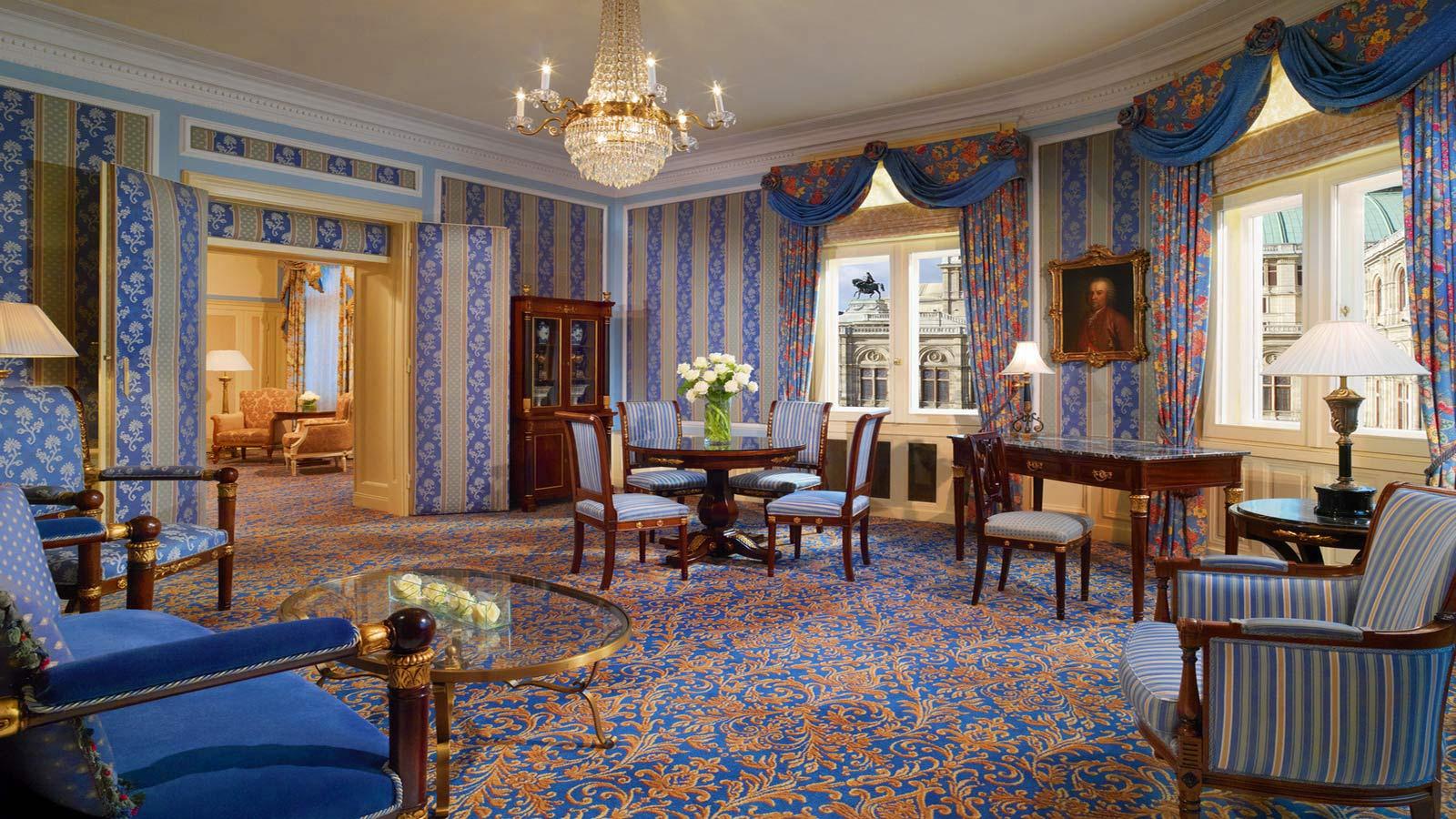 Hotel Bristol, Vienna - AspirnatSG
