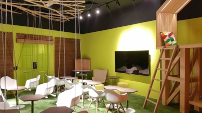 Huone's Creative Rooms Make You Fall In Love With Meetings Again