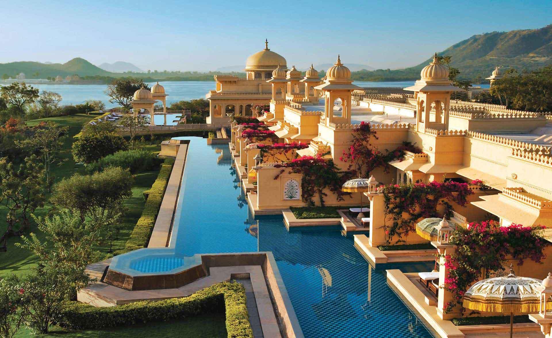 Oberoi Vanyavilas India - AspirantSG