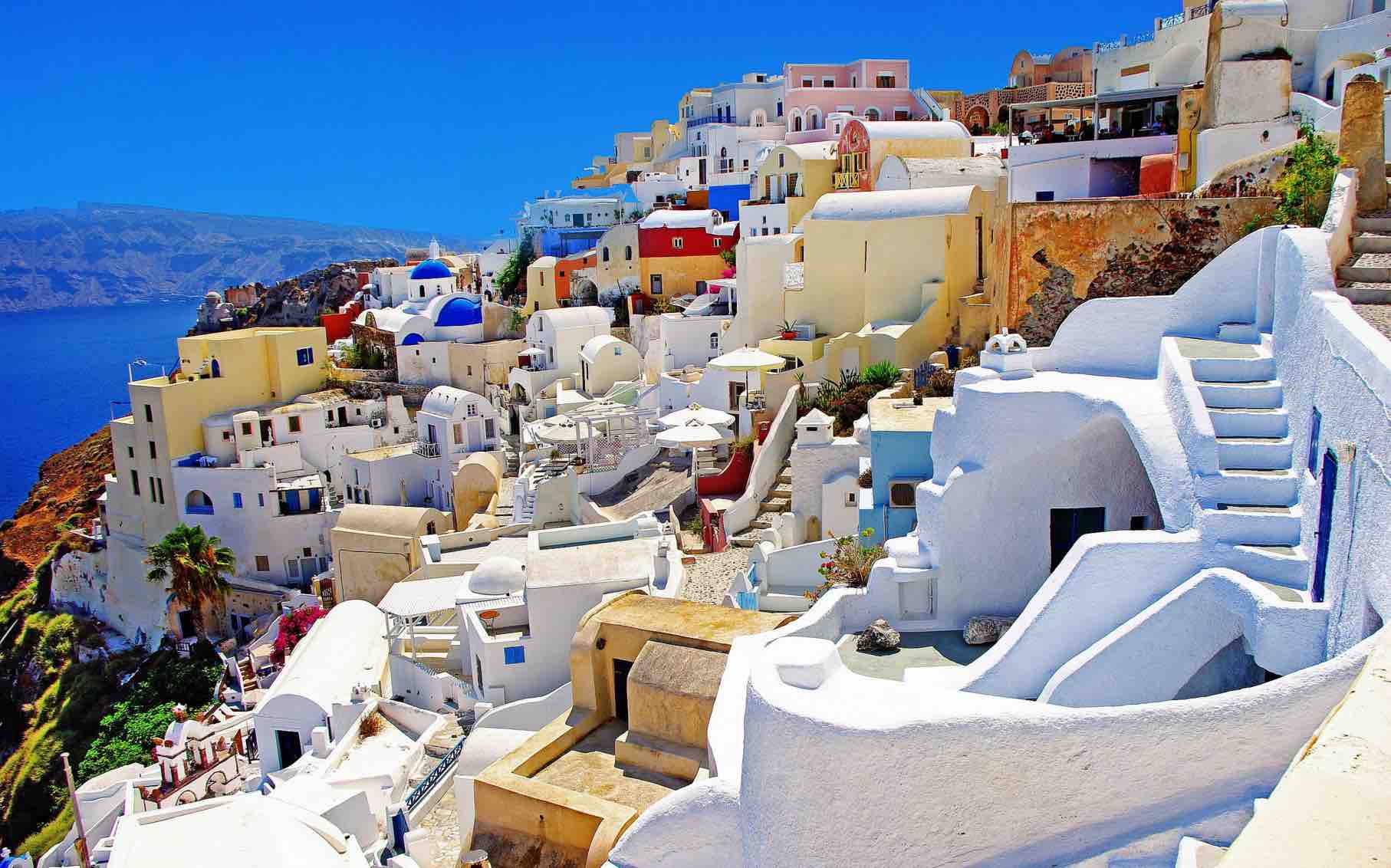 Romantic Greek Islands - AspirantSG