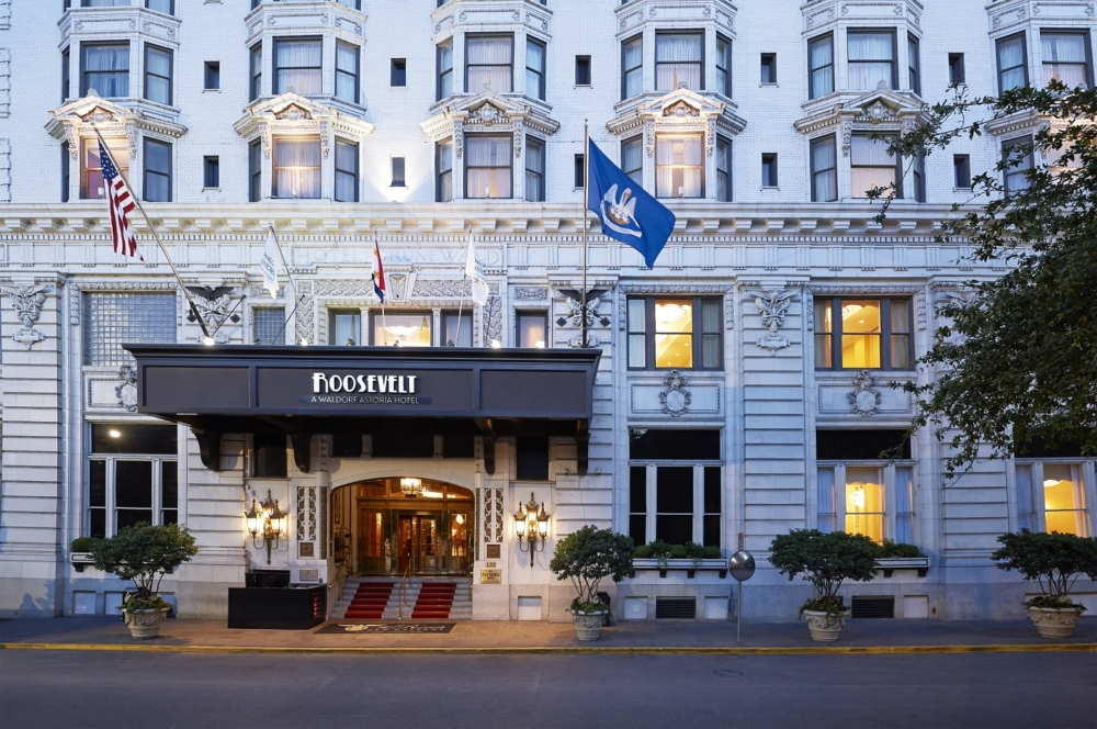 Roosevelt Hotel, New Orleans - AspirantSG