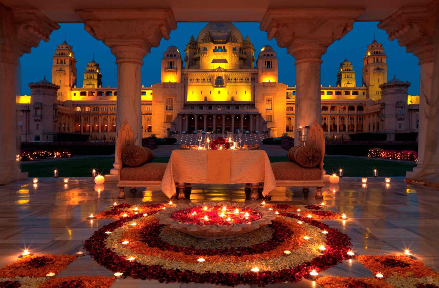 Romantic Rajasthan Fort - AspirantSG
