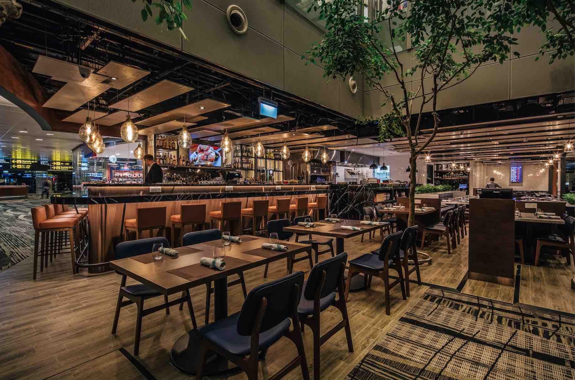Napa Kitchen And Bar Menu