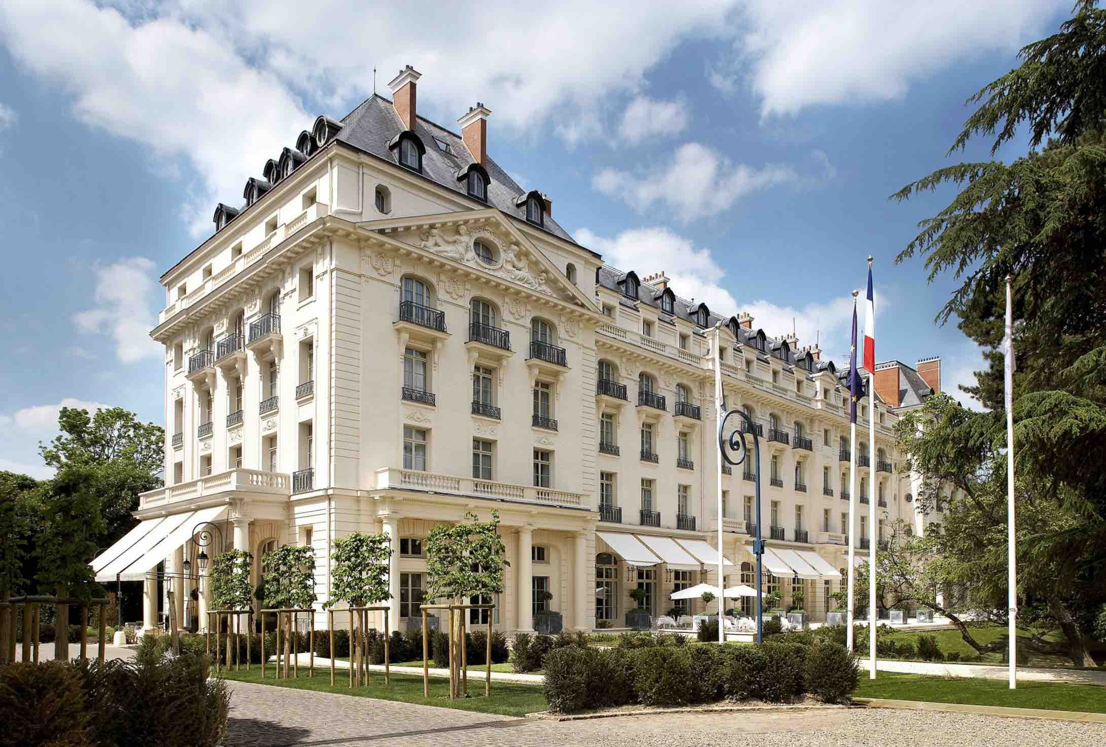 Trianon Palace, Paris - AspirantSG
