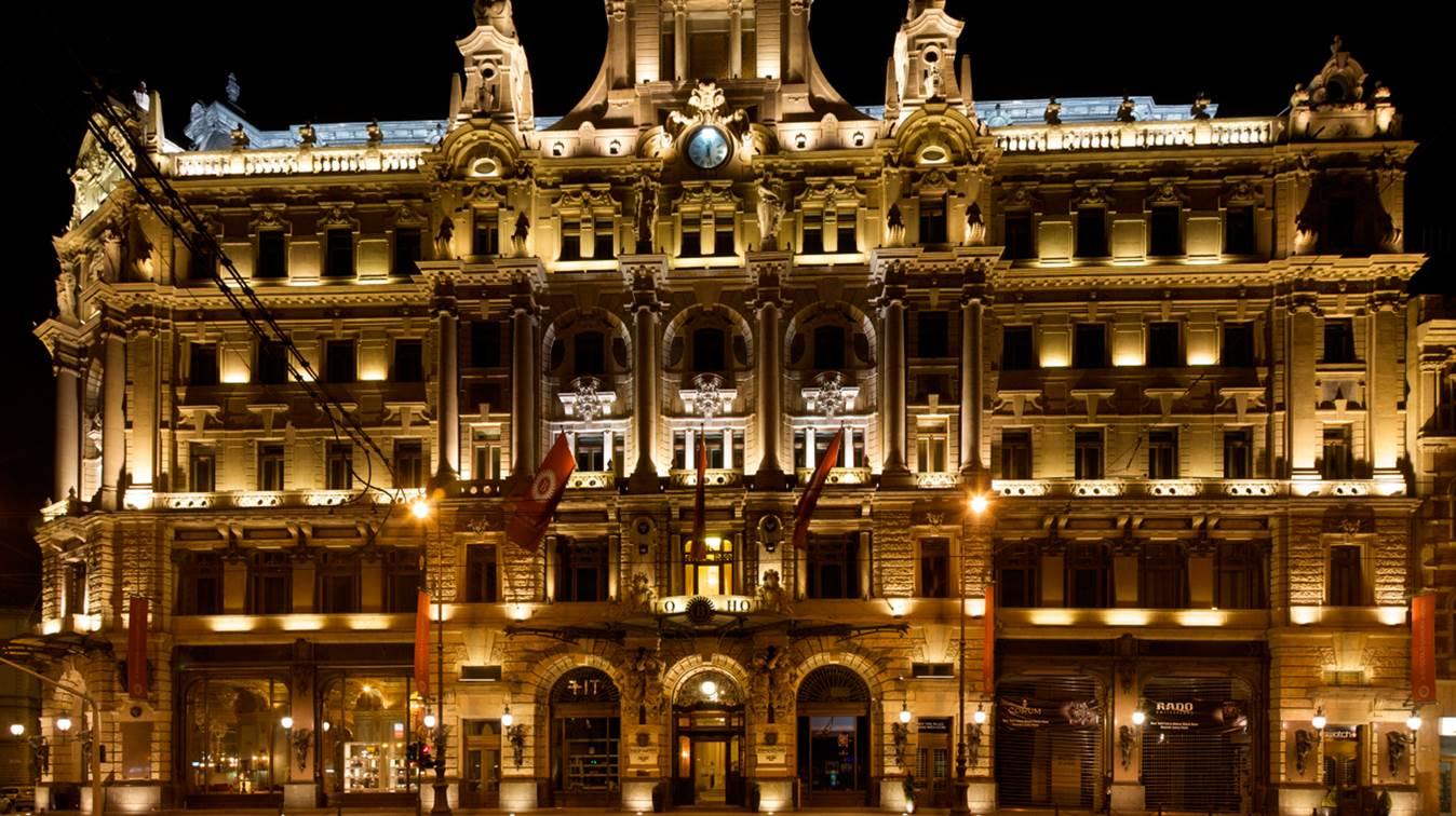 Boscolo Hotel, Budapest - AspirantSG