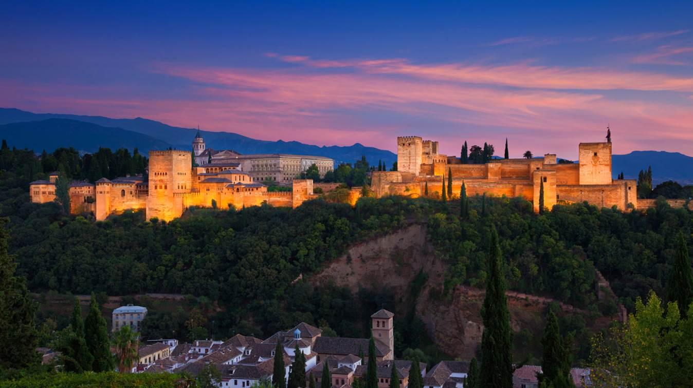 Alhambra de Granada - AspirantSG