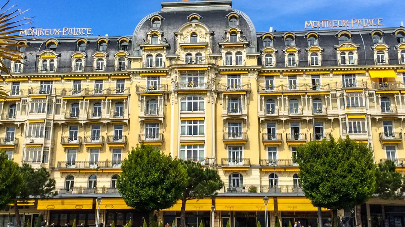 Fairmont Montreux Palace Hotel - AspirantSG
