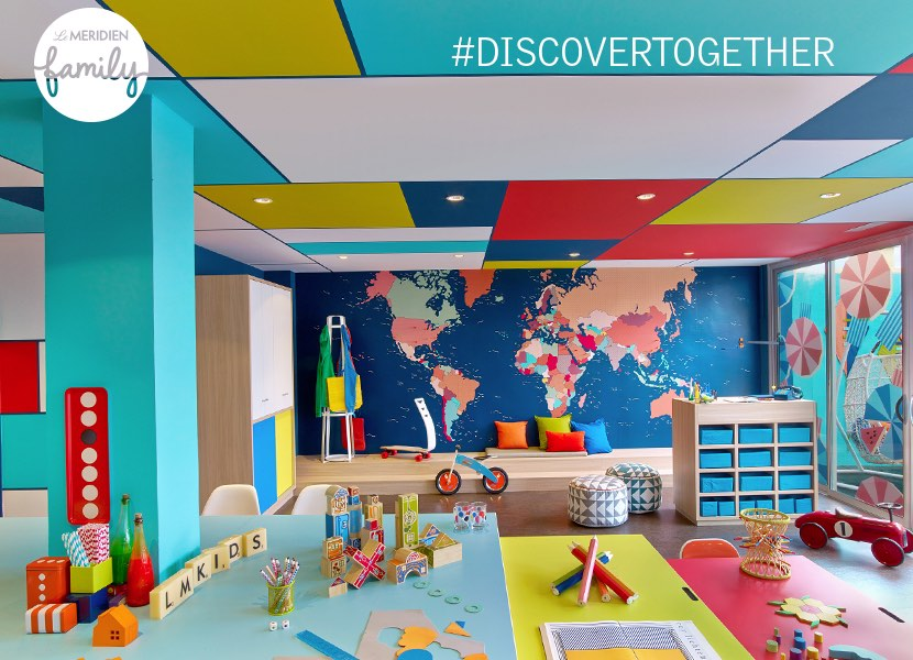 Le Meridien Kids Playroom - AspirantSG
