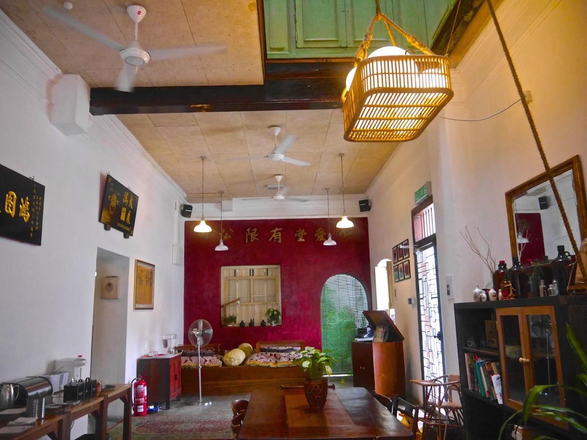 Bistro Tang Cafe Penang - AspirantSG