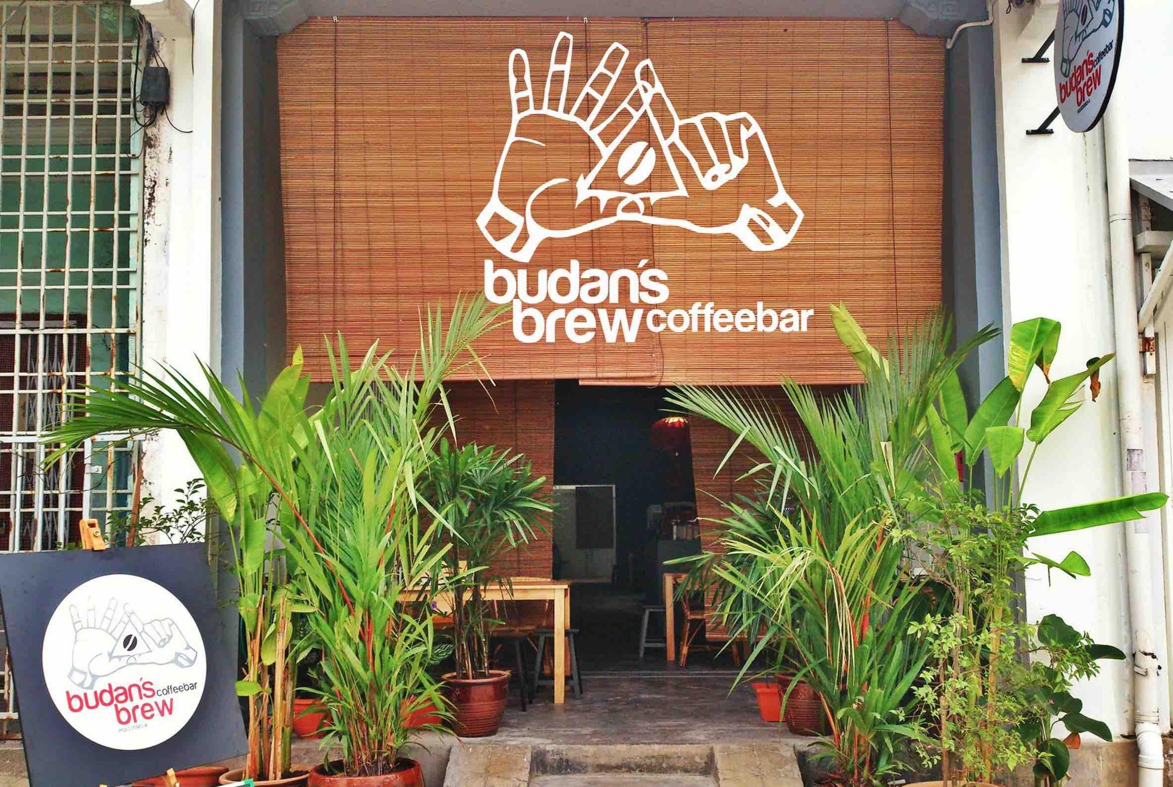 Budan's Brew Coffeebar Penang - AspirantSG