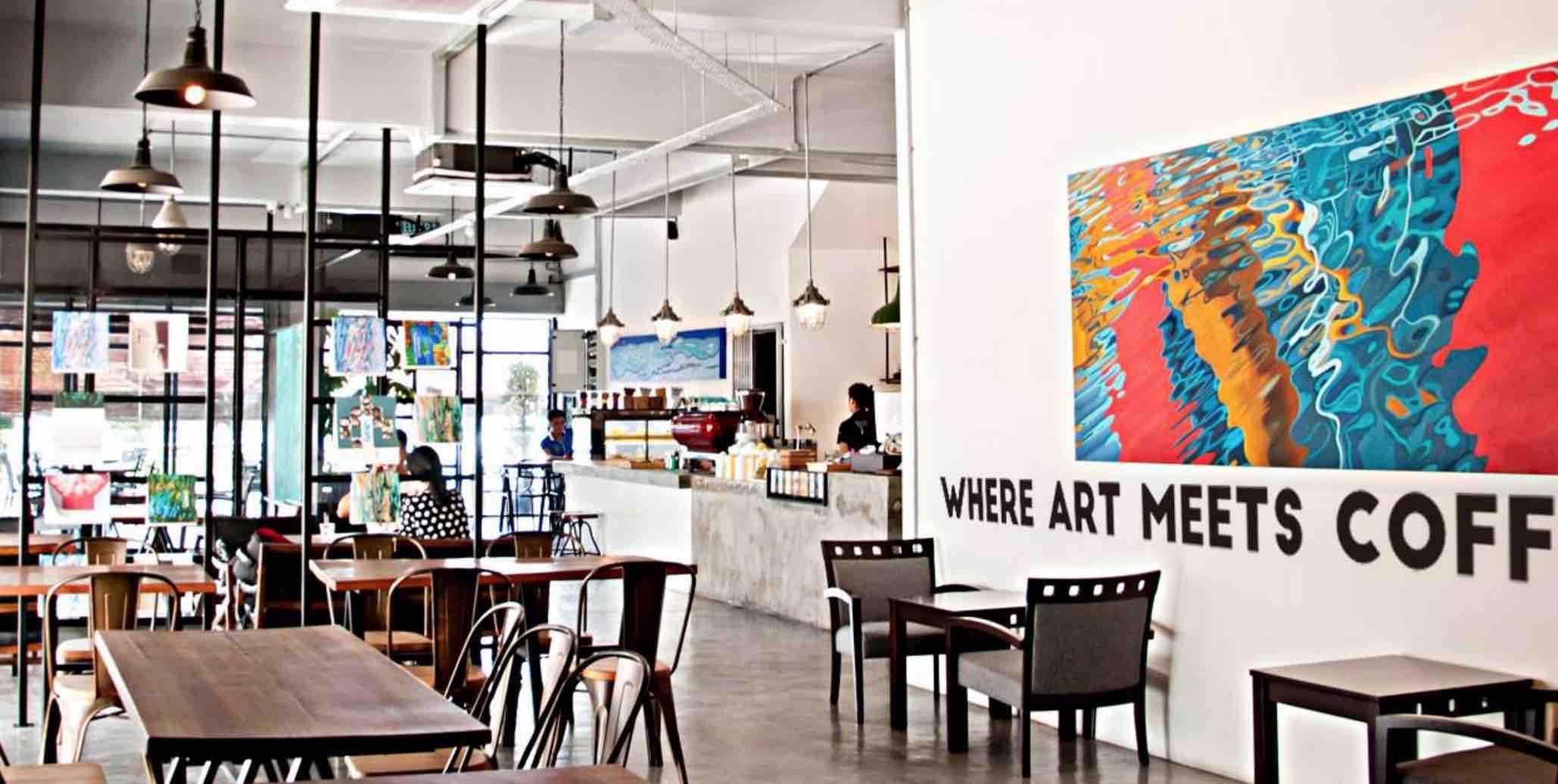 Coffee Loft Johor Bahru - AspirantSG
