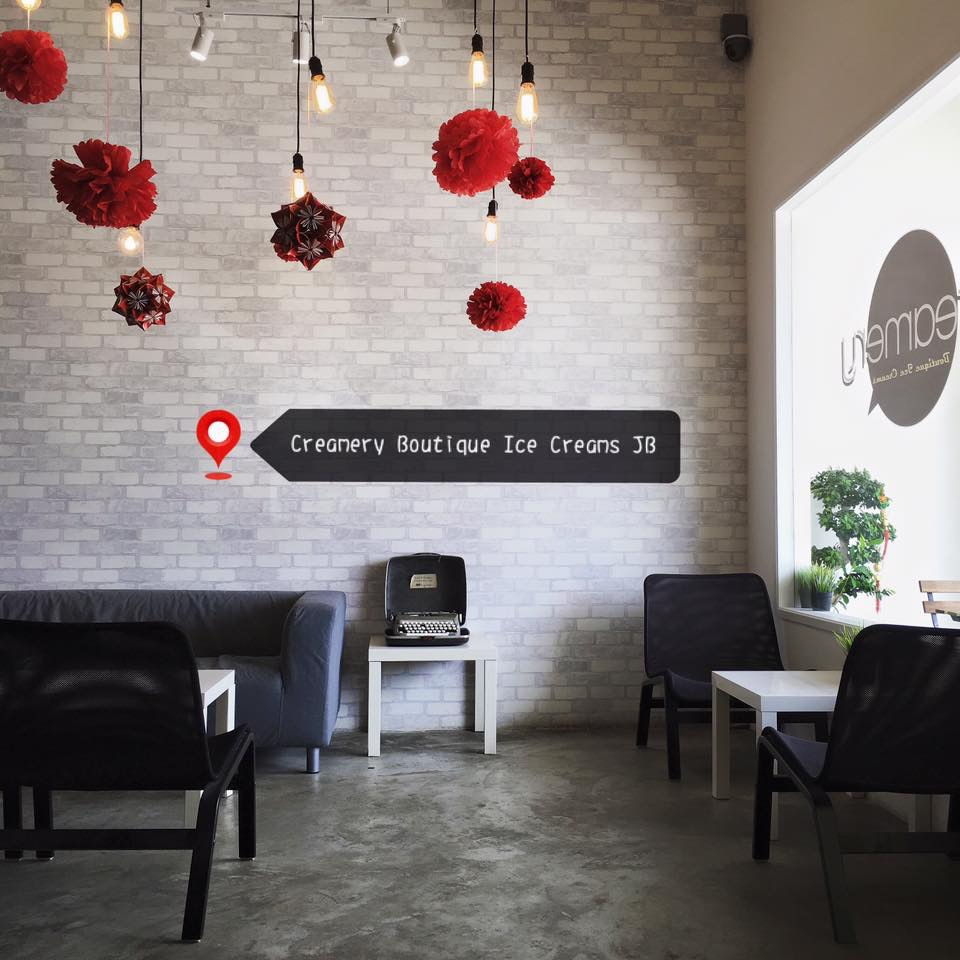 Creamery Boutique Ice Cream Johor Bahru - AspirantSG