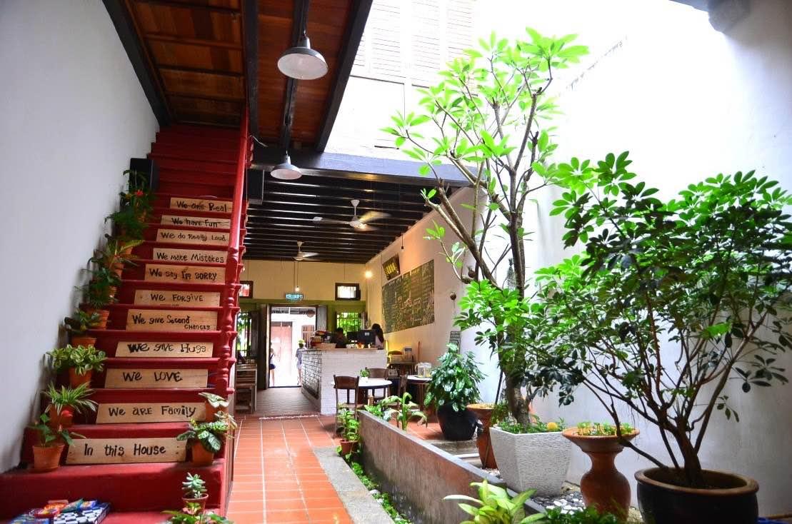 Daily Dose Cafe Stewart Lane Penang - AspirantSG